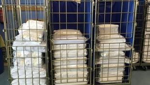 lavandería industrial para hoteles