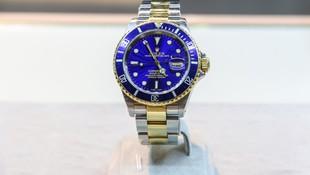 Rolex Submariner S & B joyas y relojes