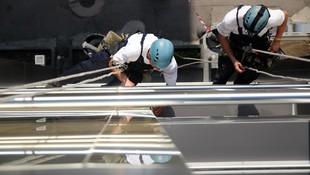 Rehabilitación de fachadas sin andamios en Móstoles