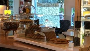 Cafetería para merendar en Burgos