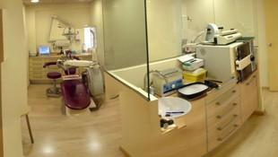 Instalaciones del Centre Odontològic Sant Quirze