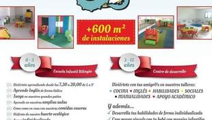 Escuela infantil. Centro de desarrollo