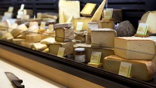 Gran surtido de quesos