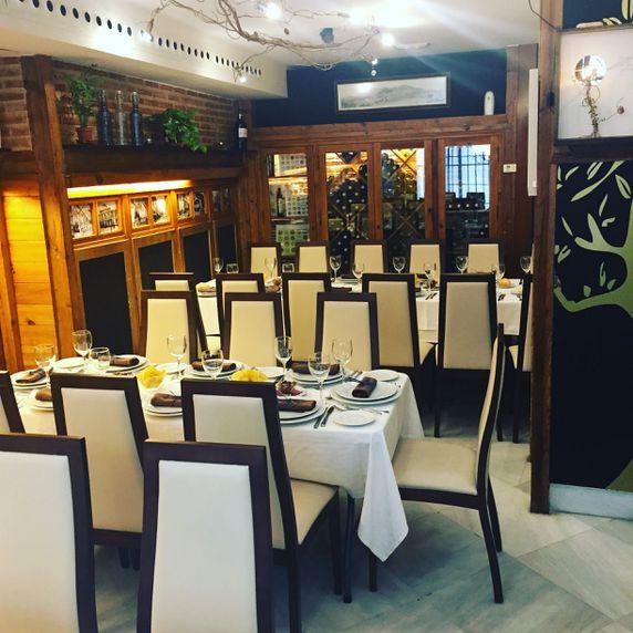 Restaurante climatizado en Jaén