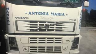 Empresa de transporte de mercancías Almería