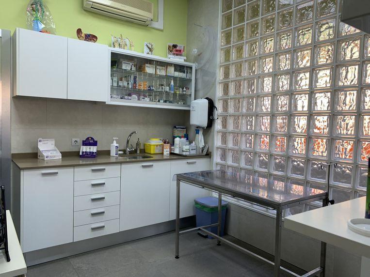 Consulta Clínica Veterinaria Las Musas