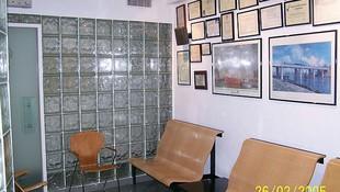 Clínica dental en Motril. Sala de espera