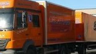 Carnet de camión en Barakaldo
