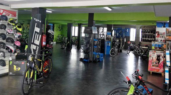 Taller de bicicletas profesionales en Tenerife