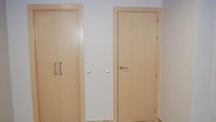 Puertas y armarios en madera Lleida