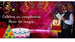 Mago para cumpleaños en Aragón