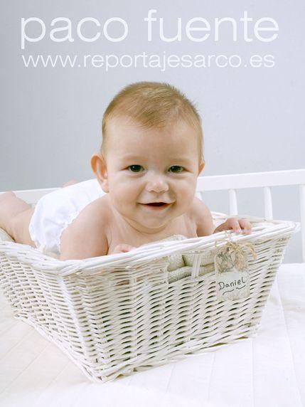 Fotógrafo en Burgos - Bebés - Recién nacidos