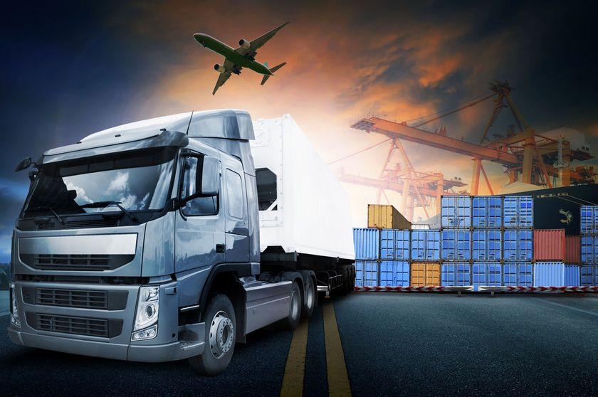 Empresa especializada en transporte de mercancías