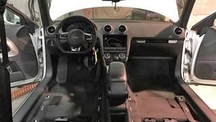 Reparación de la tapicería del automóvil