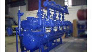 Reconversión de instalaciones  a gases naturales