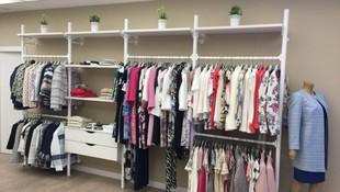 Tienda de moda donde trabajamos una gran variedad de tallas