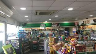 Gasolinera con tienda en Castilleja de la Cuesta