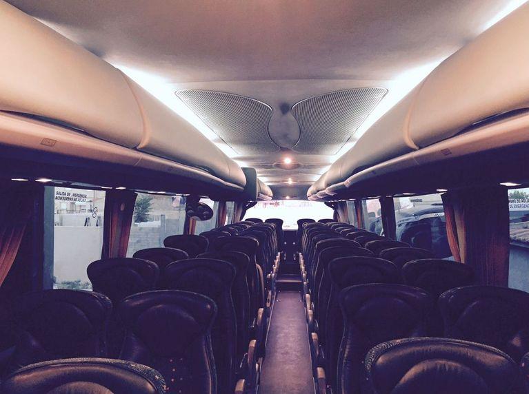Viajes seguros con Valdebus