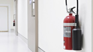 Ubicación de extintores