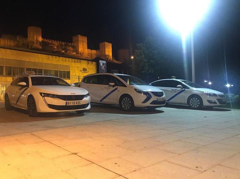 Nuestra flota de taxi