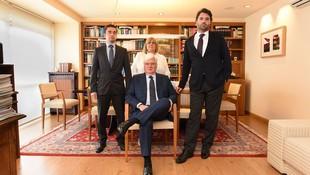 Equipo de profesionales del despacho de abogados