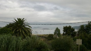 Hostal a 100 metros de la playa en Baiona (Pontevedra)