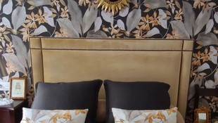 Cabecero cama en Tapicería Óscar