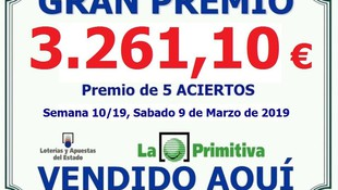SABADO 9 DE MARZO 2019
