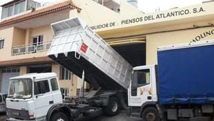 Distribución de harina sin gluten en Las Palmas