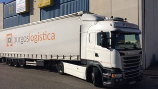 Transportes de gran tonelaje en Burgos