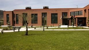 Exterior de nuestra residencia en Oviedo