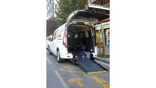 Taxi adaptado en Granollers