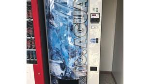 Máquinas expendedoras de agua de nuestro parking en Paterna