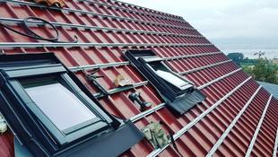 Colocación de ventanas Velux