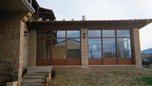 Cerramientos para balcones realizados por Alci