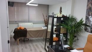 Instalación integral de centro de osteopatía en Barcelona