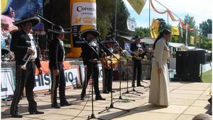 Grupo mariachi en Madrid