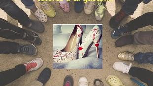 Personalización de zapatos