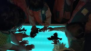 Cuentos en la mesa de luz en Les Franqueses del Vallès