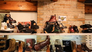 Expositor Dr. Martens