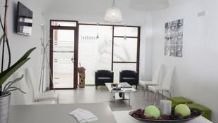 Interior de nuestra clínica dental Sanadent en Badajoz