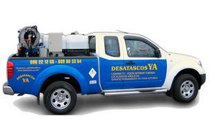 Vehículos especiales para desatascos en zonas de difícil acceso en Asturias