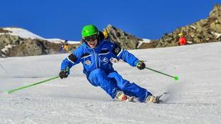 Esquís perfectos, apoyos perfectos.