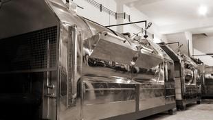 Maquinaria industrial para lavanderías y tintorerías en Córdoba