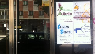Donde encontrar a Mª Angeles Mediavilla y Luis Angel Romero