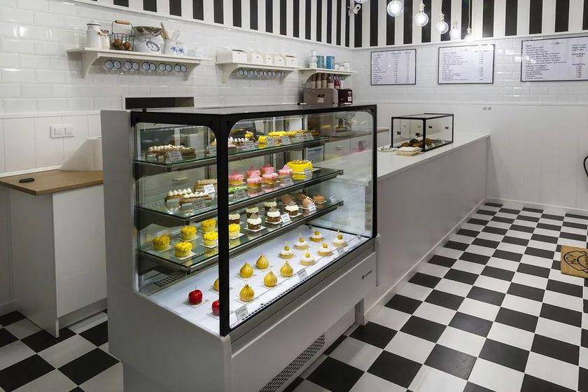 Pastelería creativa en Madrid