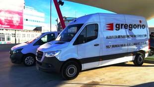 Alquiler de furgonetas en Ronda Sur, Murcia
