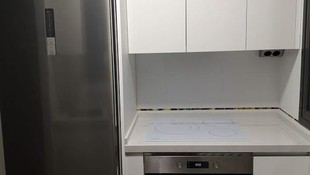 hornos compactos para ganar espacio