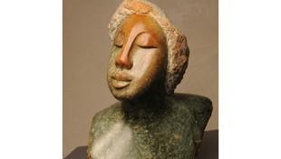 Paciencia, 30 x 27 cm. Agnes Nyanhongo.
