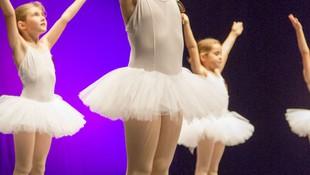 Alumnas 6 años Ballet. Bilbao